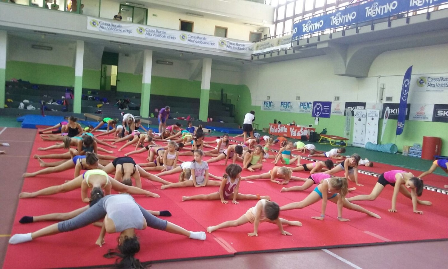GYMCAMP 2015 – GEMELLAGGIO FERMO 85