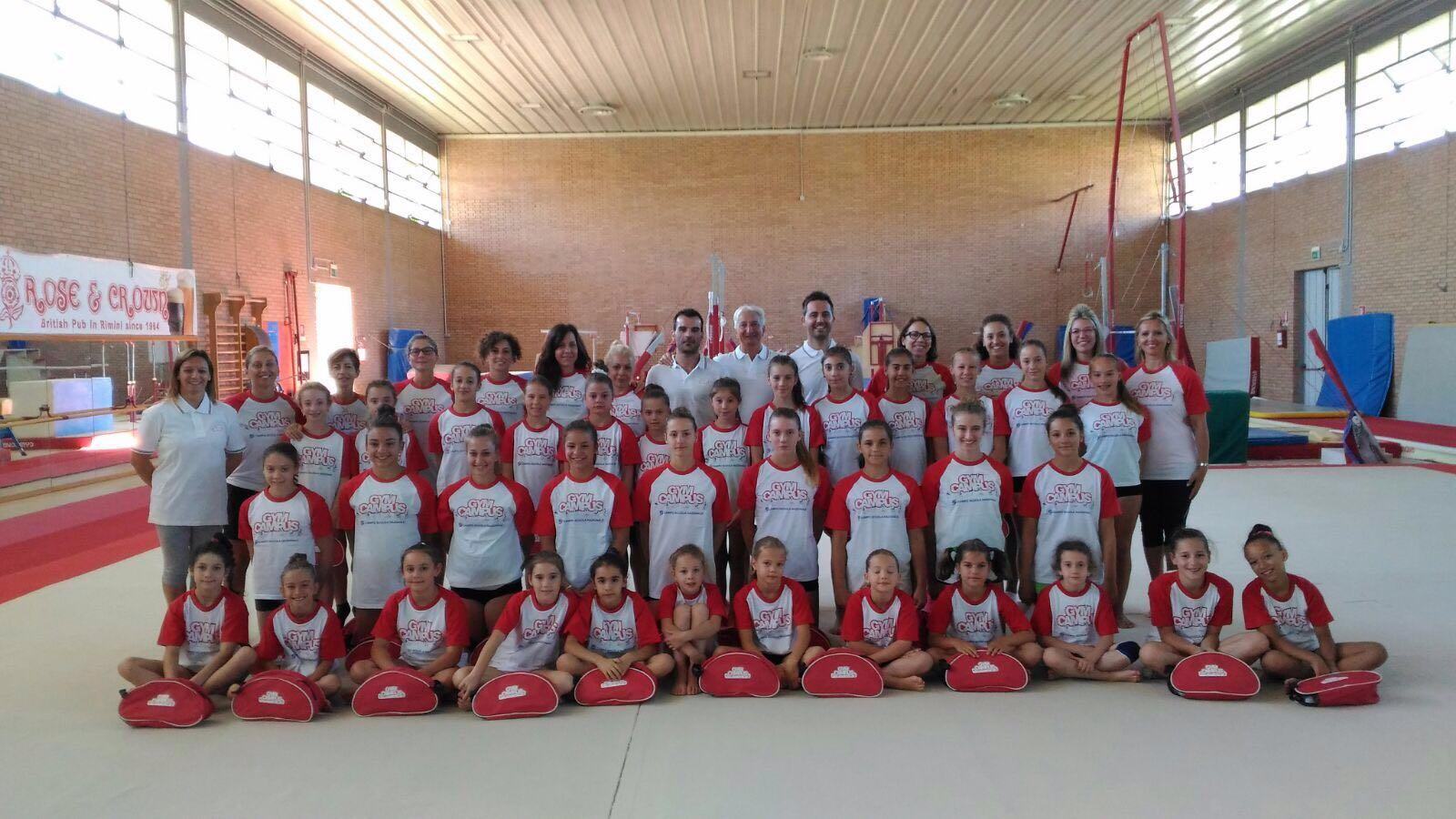 Rimini – Gymcampus 2016 – GAF